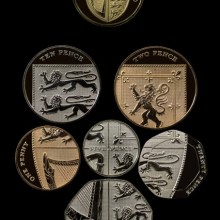 L'assemblage des pièces du Royaume-Uni