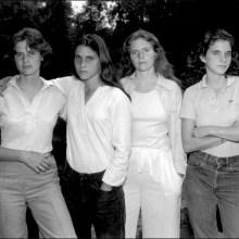 4 sœurs pendant 36 ans