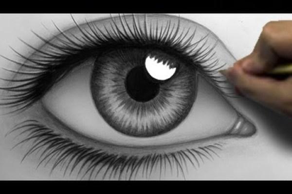 Comment Dessiner Un Oeil Realiste