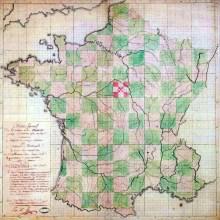 Comment la France aurait pu être redécoupée en 1789