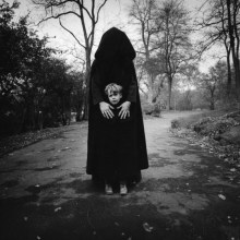 Des cauchemars d'enfants photographiés dans les années 60