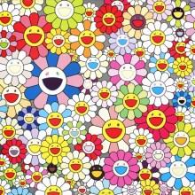 Les smileys de Takashi Murakami