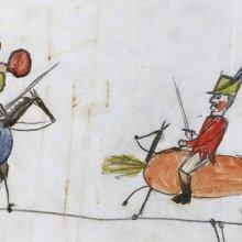 """Les dessins des enfants de Darwin sur le manuscrit de """"l'Origine des espèces"""""""