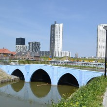 Tous les ponts des billets d'euros sont aux Pays-Bas