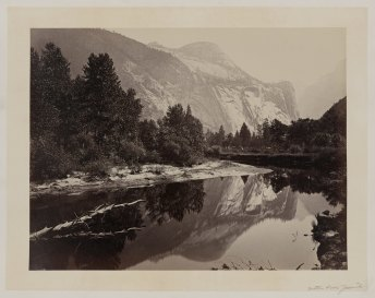 13-Carleton-Watkins-North-Dome-Yosemite-1860