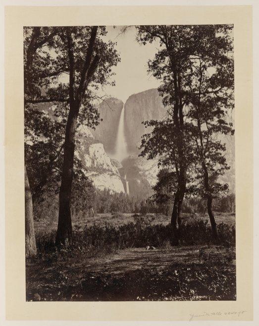 17-Carleton-Watkins-Yosemite-Falls