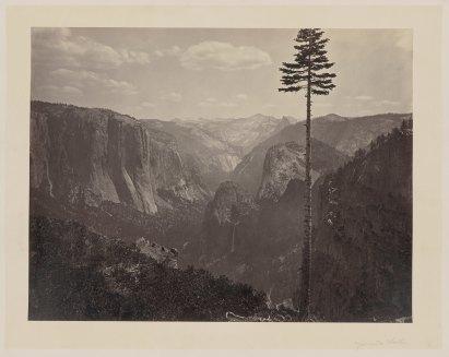 19-Carleton-Watkins-Yosemite-Valley-California-1860