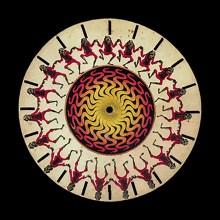 Les disques en mouvement du phénakistiscope