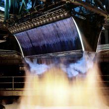 Des tests de réacteurs d'avions et de moteurs de fusées