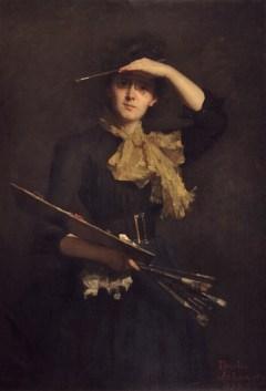 Therese Schwartze - 1888