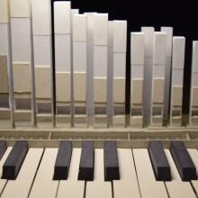 Un orgue fonctionnel en papier