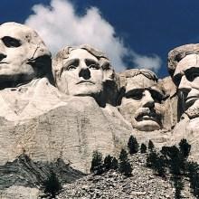La salle secrète derrière le mont Rushmore