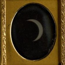 Les premières images d'une éclipse totale en 1854