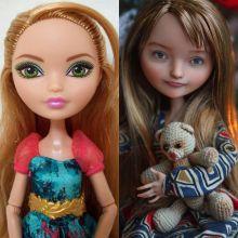 Le réalisme saisissant des poupées repeintes et modifiées