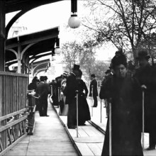Une promenade magique dans le Paris de 1890, en vidéo