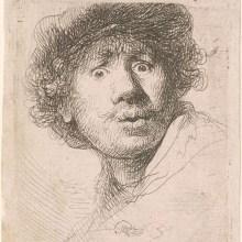 Une fantastique collection des dessins de Rembrandt en haute résolution