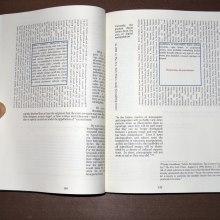 La maison des feuilles, un étrange roman-calligramme à la mise en page surprenante