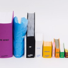 Catalog Press : toutes sortes d'objets reliés sous forme de livres