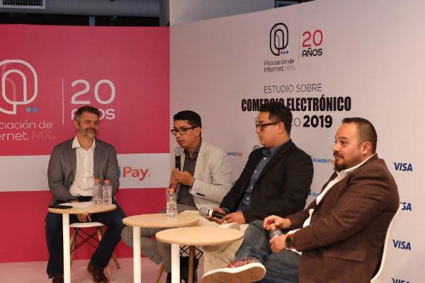 Estudio Comercio Electrónico en México 2019