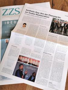 beitrag über Aesthetic Key veröffentlichte Artikel ZZS