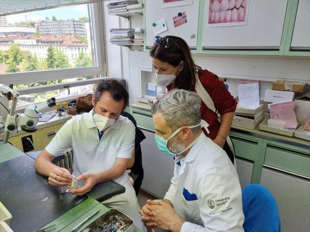 Reportage vom Zentrum für Zahnmedizin der Universität Zürich ZZM