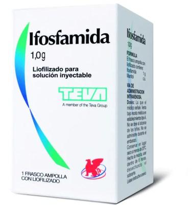 Resultado de imagen para ifosfamida