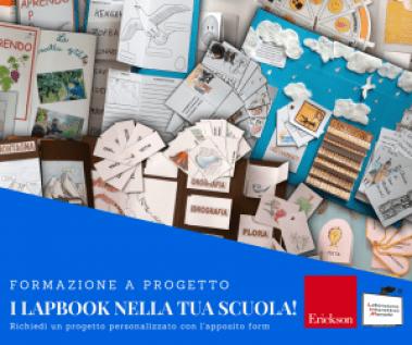 formazione a progetto lapbook