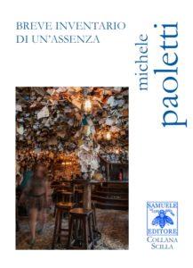 Breve inventario di un'assenza - Michele Paoletti