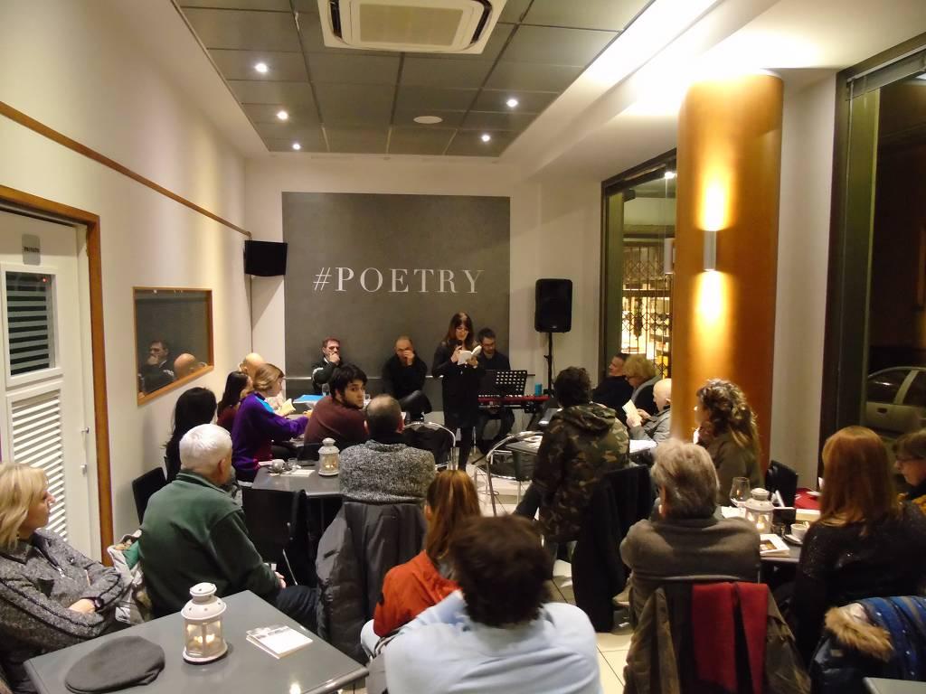 Presentazione dell'Antologia di Laboratori Poesia 10