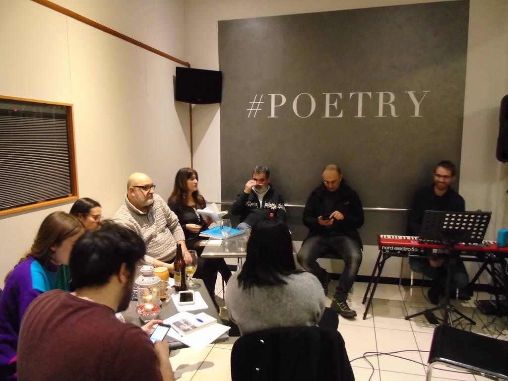 Presentazione dell'Antologia di Laboratori Poesia 5