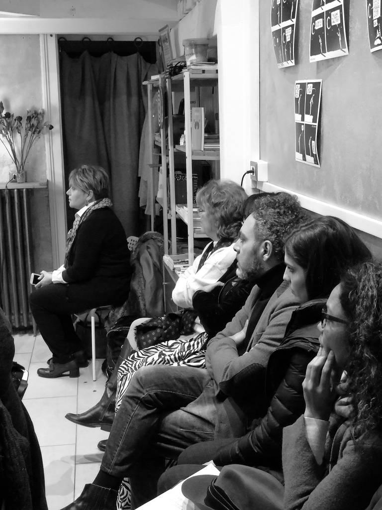 LA LEZIONE UMANA E POETICA DI CLARIBEL ALEGRÍA - 25 gennaio, Milano 28