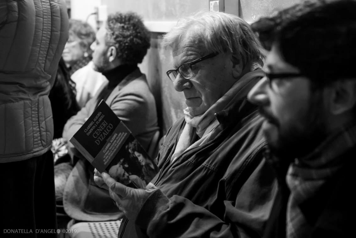 LA LEZIONE UMANA E POETICA DI CLARIBEL ALEGRÍA - 25 gennaio, Milano 56