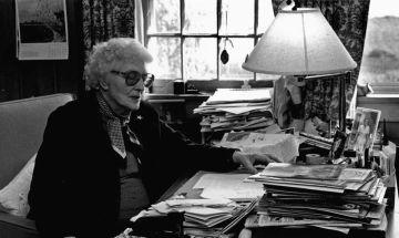 May Sarton (USA, 1912–1995) – ita/espa