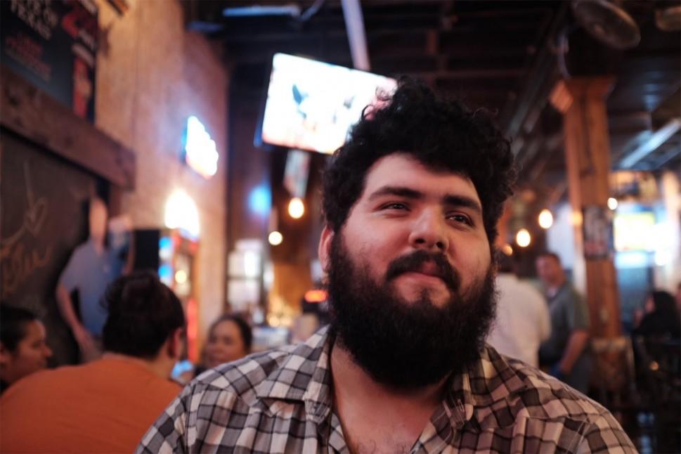 Luis Daniel Salgado (Houston, USA) - ita/eng