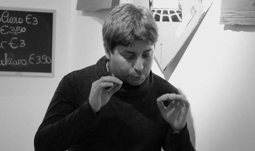 Le tue preghiere immerse in valle di nulla - Roberto Lumuli Gaudioso