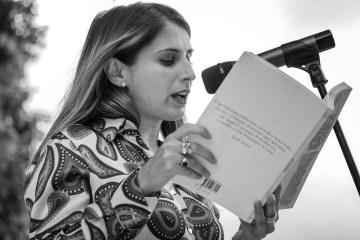 Una domanda al poeta: Eleonora Rimolo