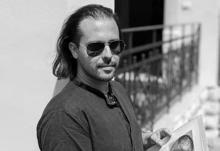 Una domanda al poeta: Federico Rossignoli