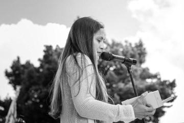 Una domanda al poeta: Melania Panico