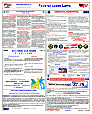 florida labor law posters state