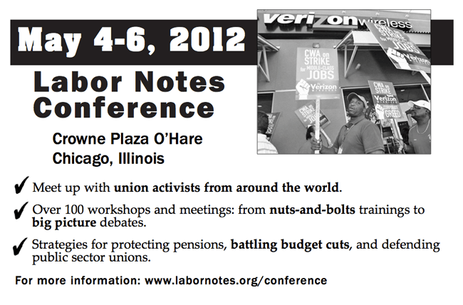 Labor Notes Conference