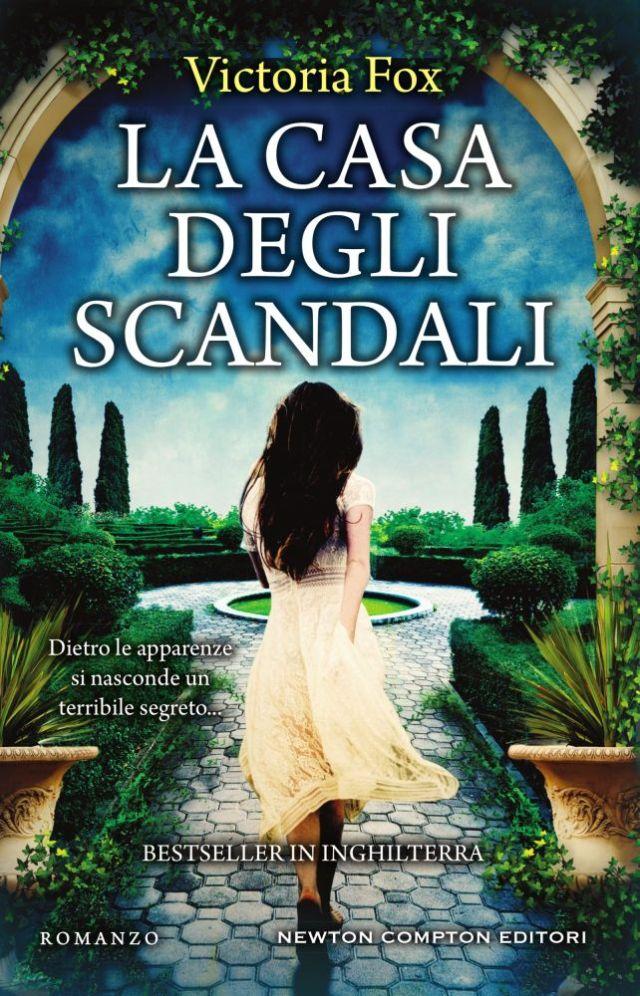 La casa degli scandali Book Cover