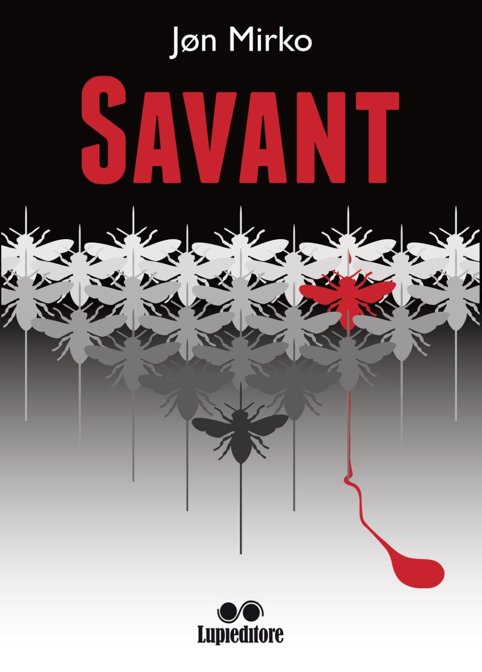 Savant Book Cover
