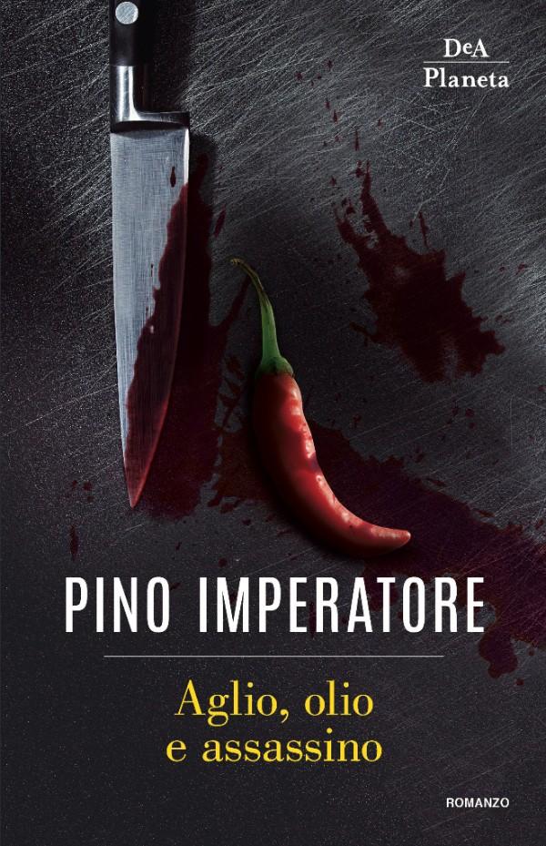 Aglio, olio e assassino Book Cover