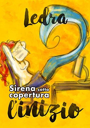 Sirena sotto copertura Book Cover