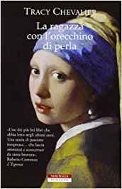 La ragazza con l'orecchino di perla Book Cover