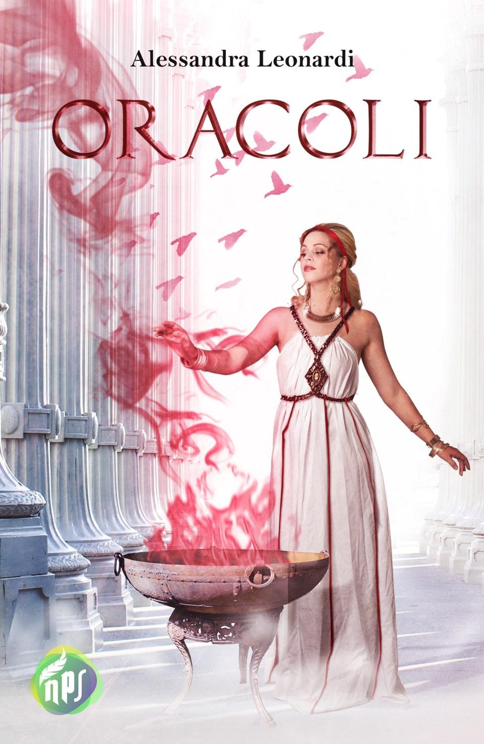 Oracoli Book Cover