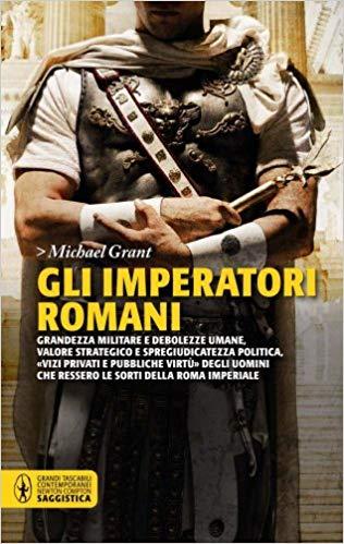 Gli Imperatori Romani Book Cover