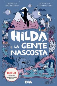 Hilda e il popolo segreto Book Cover