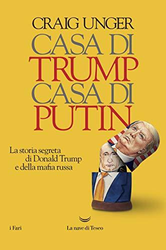 Casa di Trump, casa di Putin Book Cover