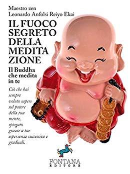 Il fuoco segreto della meditazione Book Cover